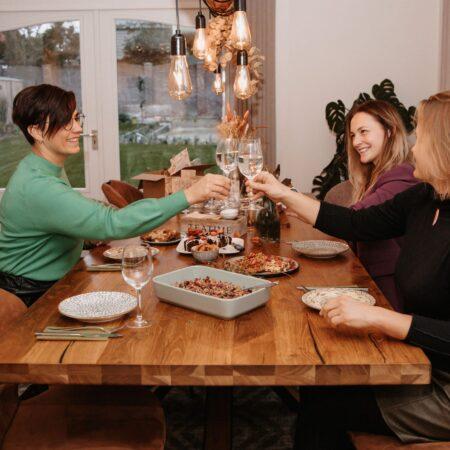 gezonde kookworkshop gezonde feestdagen