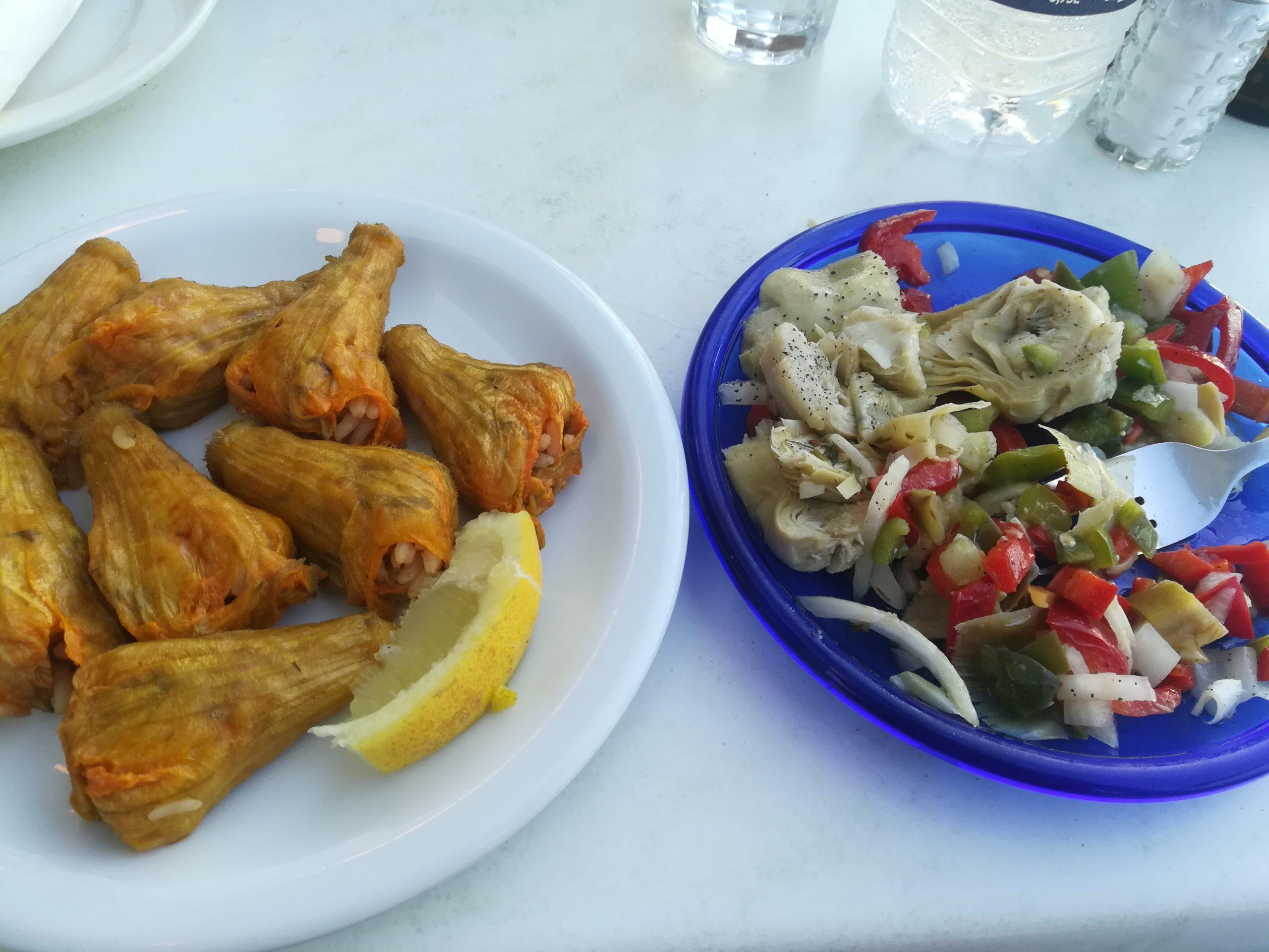 gezond eten op vakantie, vakantietijd, coronakilo', vakantie eten