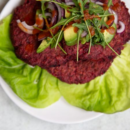 bietenburgers gezond barbecue vegetarisch eten