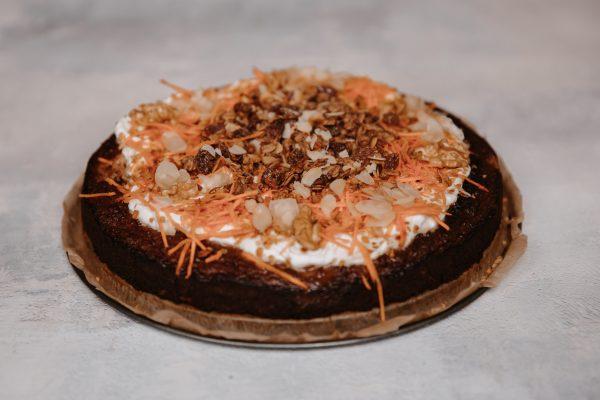 carrotcake healthy