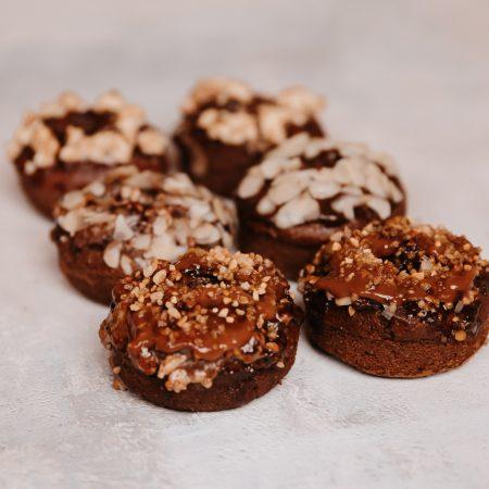 healthy chocolade donuts gezond